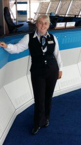Linda - expert on customer service