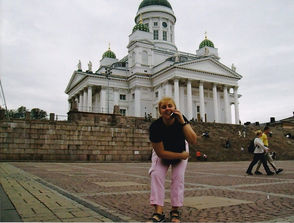 Helsinky - Finland , World of Linda