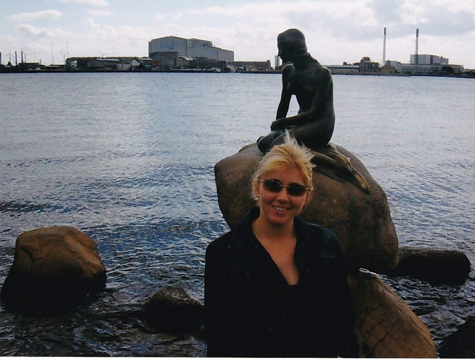 Little mermaid, Copenhagen - Denmark, World of Linda