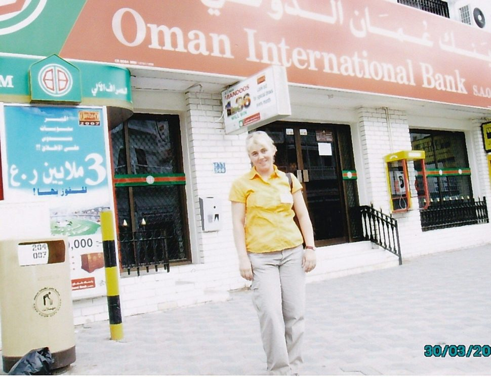 Muskat - Oman, World of Linda
