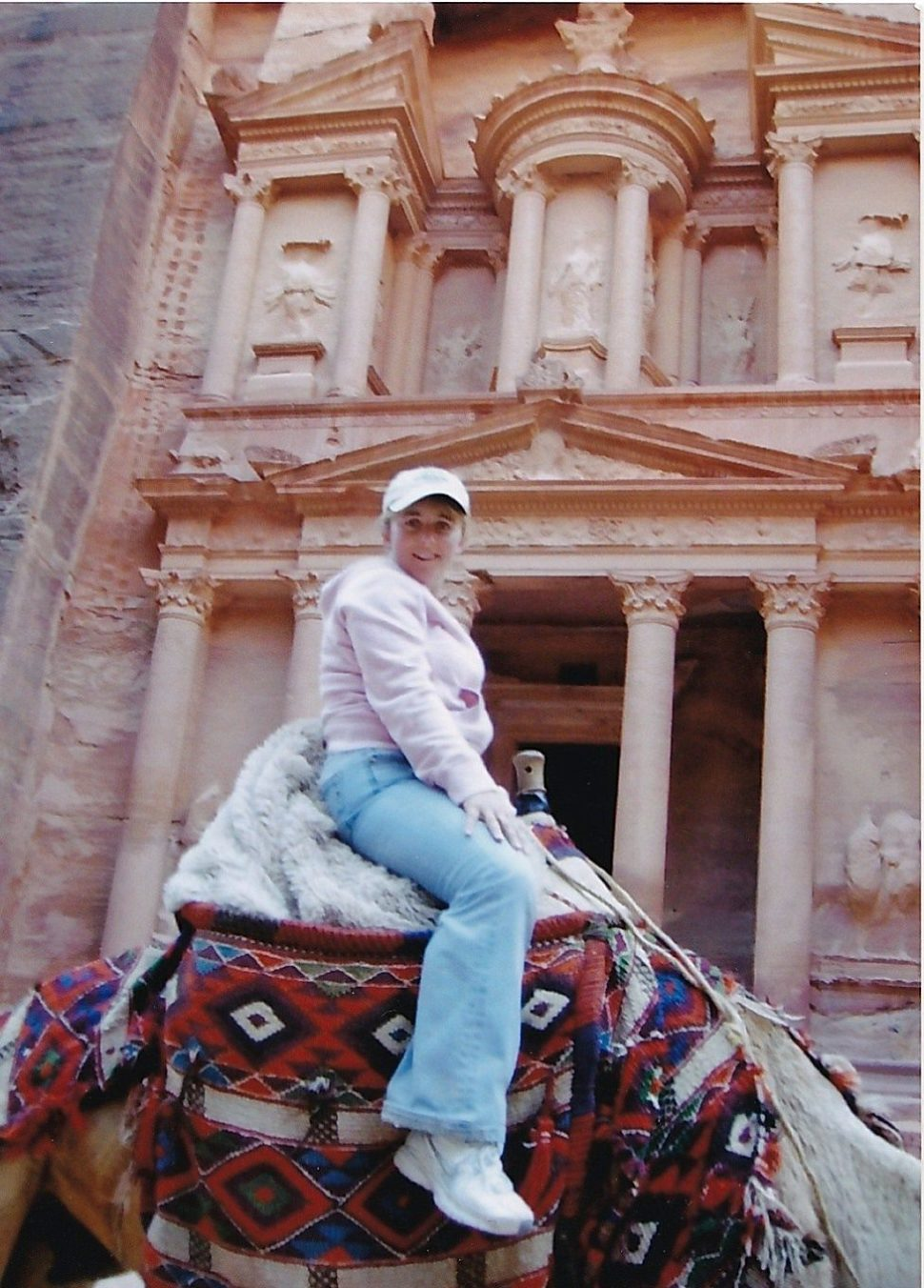 Ancient City Petra - Jordan, World of Linda