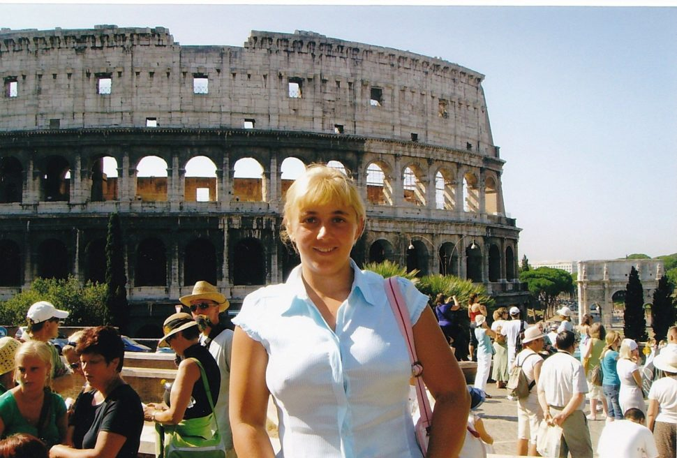 Colosseo, Roma - Italy, World of Linda