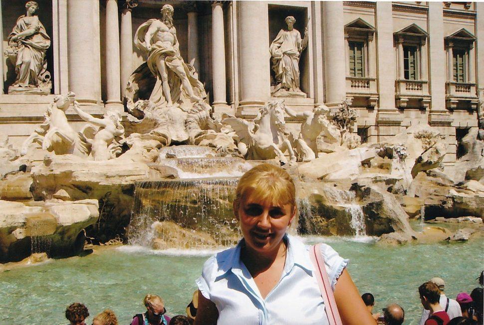 Fontana di Trevi, Roma - Italy, World oLinda
