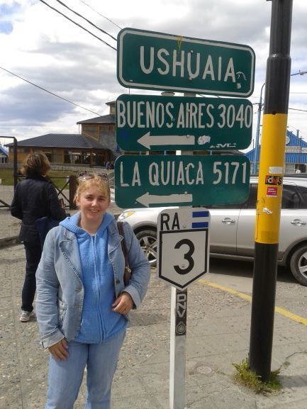 Ushuaia Argentina -World of Linda