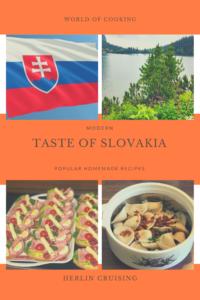 Modern taste of Slovakia